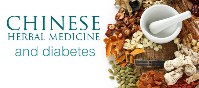 Chinese herbal medicine and diabetes